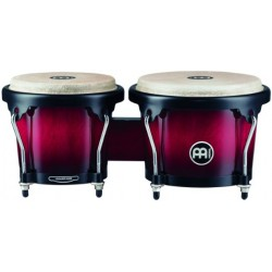 Meinl mod. HB100WRB Bongo Wine Red Burst