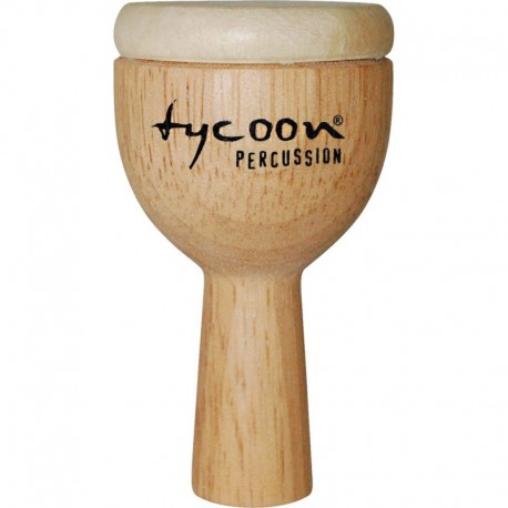 Tycoon Percussion TS-J Shaker a forma Djembe in legno
