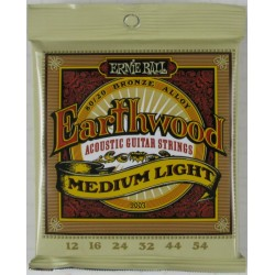 SET EARTHWO ACUSTICA 012/054 ERNIE BALL 2003